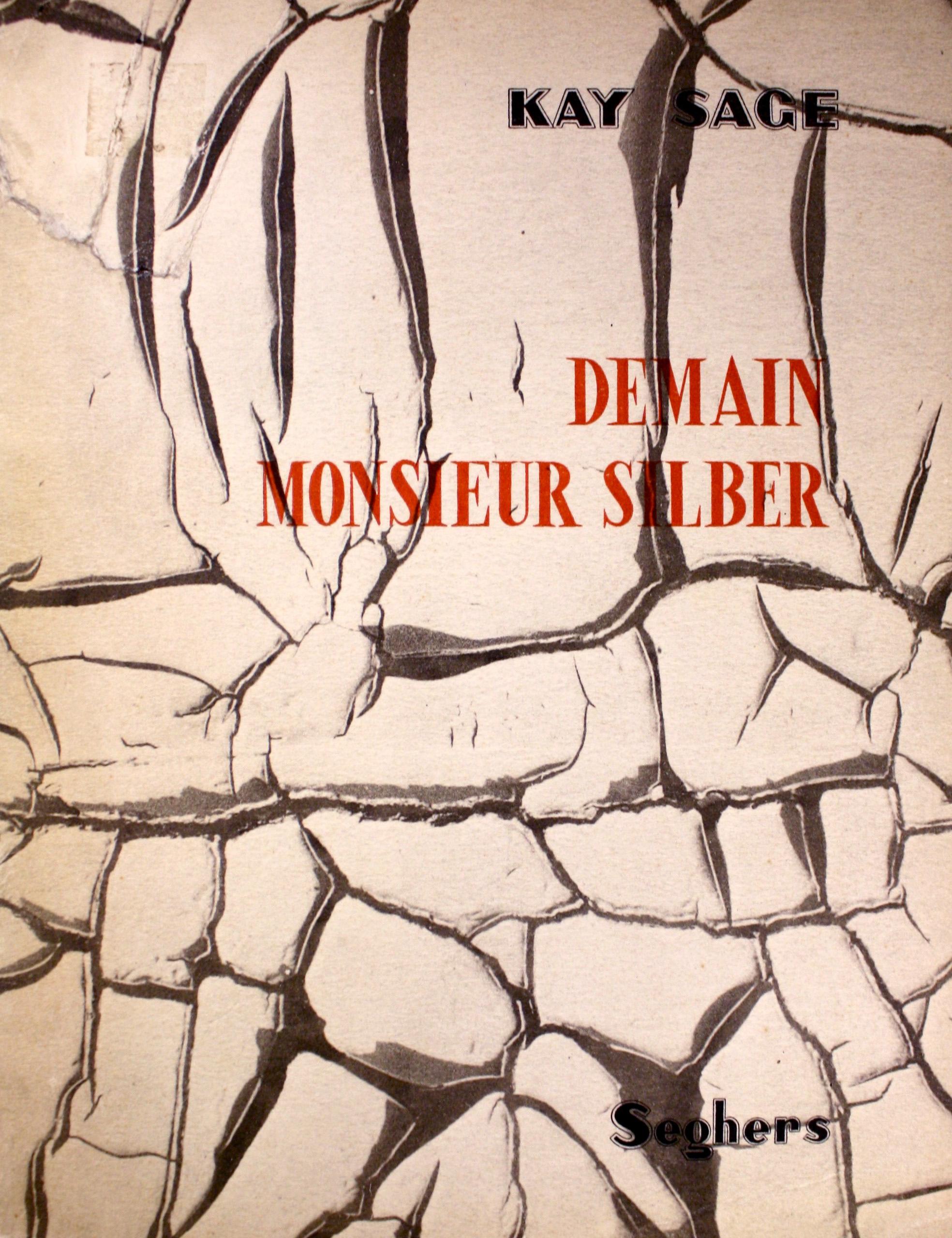 Kay Sage, <br /><em>Demain MonsieurSilber</em>, 1957