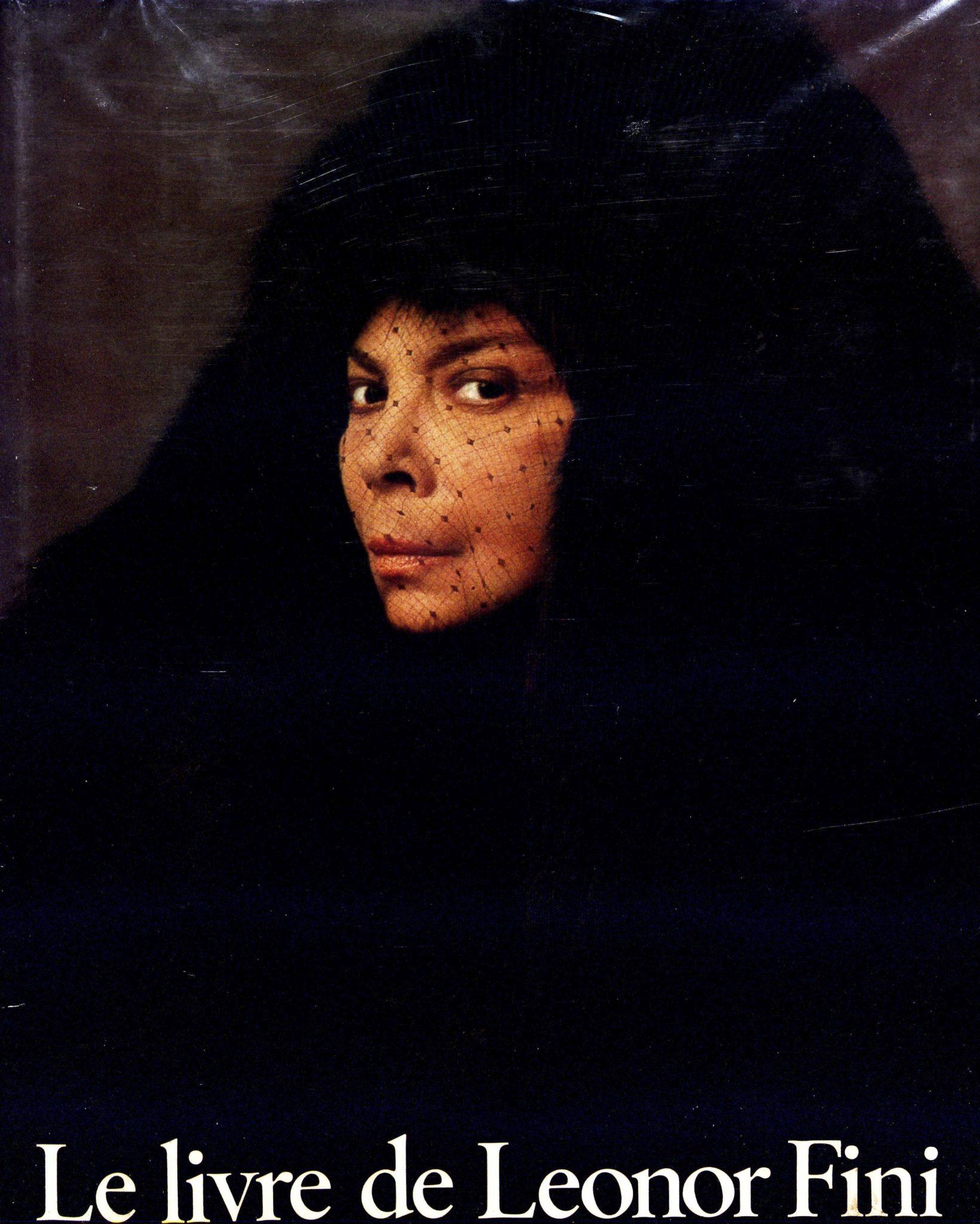 Leonor Fini, <br /><em>LeLivre deLeonorFini. Peintures, dessins, écrits, notes deLeonorFini</em>, 1975