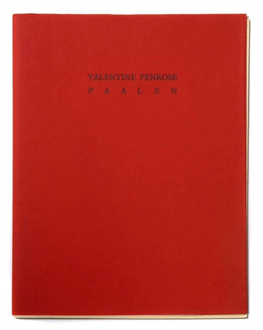 Valentine Penrose, <br /><em>Sortsdelalueur</em>, 1937