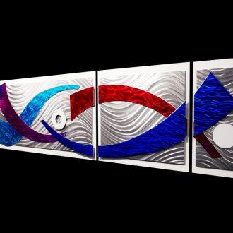 Calypso - our artisan Fine Metal Art