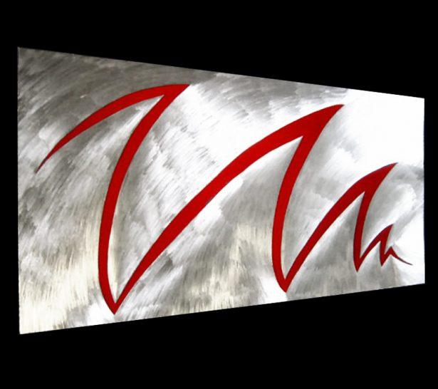 Galactica - our artisan Fine Metal Art