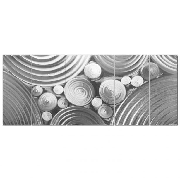 Inter-Diffusion - our artisan Fine Metal Art