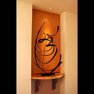 Nautilus - our artisan Fine Metal Art
