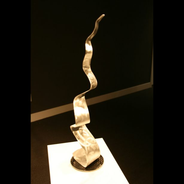 Adder Trail - our artisan Fine Metal Art