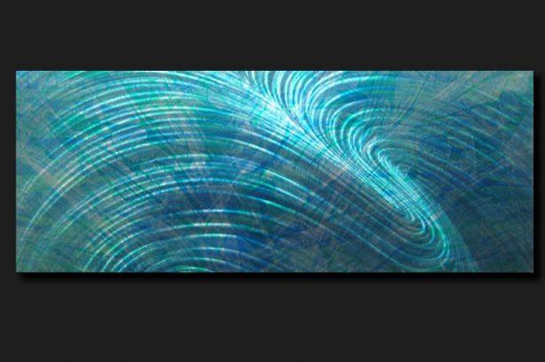 Fusion Liquidous - our artisan Fine Metal Art