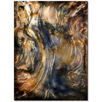 Galvanic Interactions - our artisan Fine Metal Art