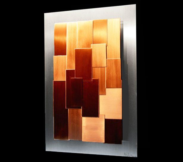 Gradience - our artisan Fine Metal Art