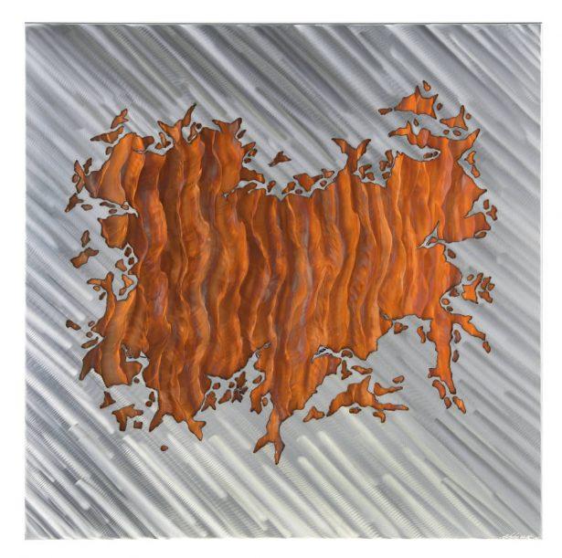 Heart Strings - our artisan Fine Metal Art