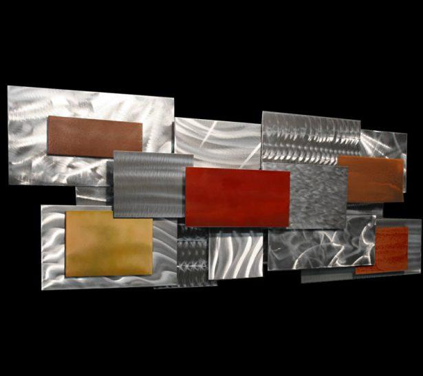Lacuna - our artisan Fine Metal Art