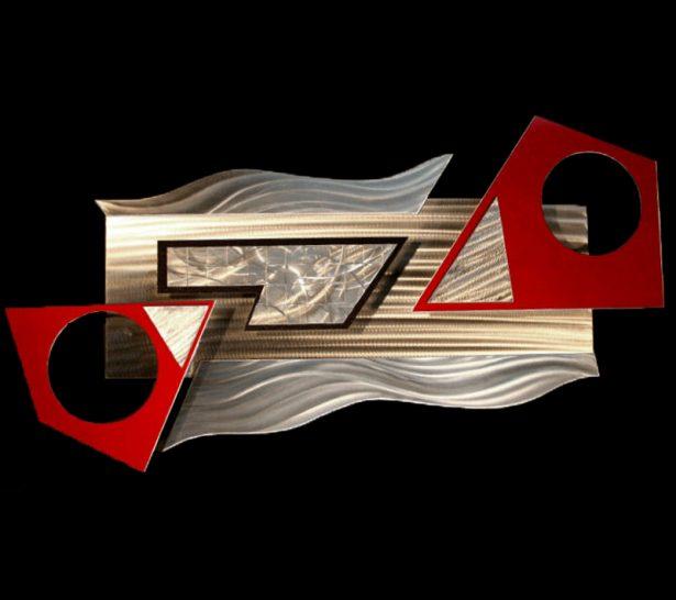 Mola - our artisan Fine Metal Art