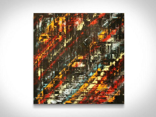 SC Composition 3 - our artisan Fine Metal Art
