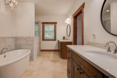 Custom Build Home with Upgraded Master Bathroom, Weaverville