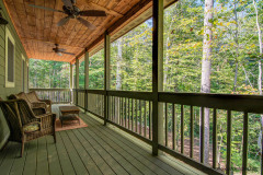 Outdoor living on our Porch created by Renovations Specialist
