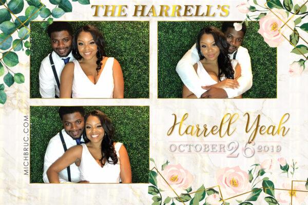 Harrell Wedding
