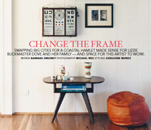 <p><strong>Country Style</strong><br /> 'Change the Frame'</p>