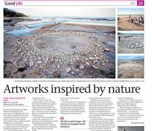 <p><strong>Illawarra Mercury</strong><br /> Artworks Inspired By Nature</p>