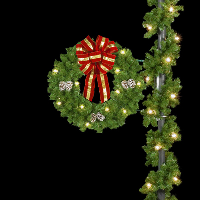 """36"""" Bow Wreath"""