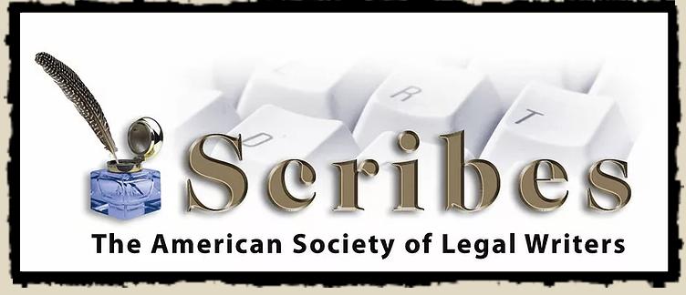 Image of Scribes Book Award logo