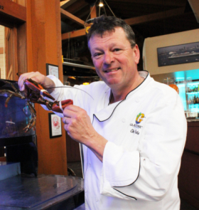 Chef Pete Lehmar / Gladstone's Long Beach