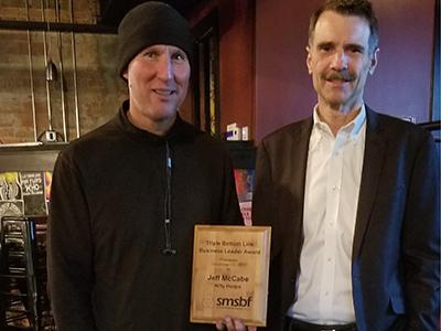 SMSBF Award Presentation