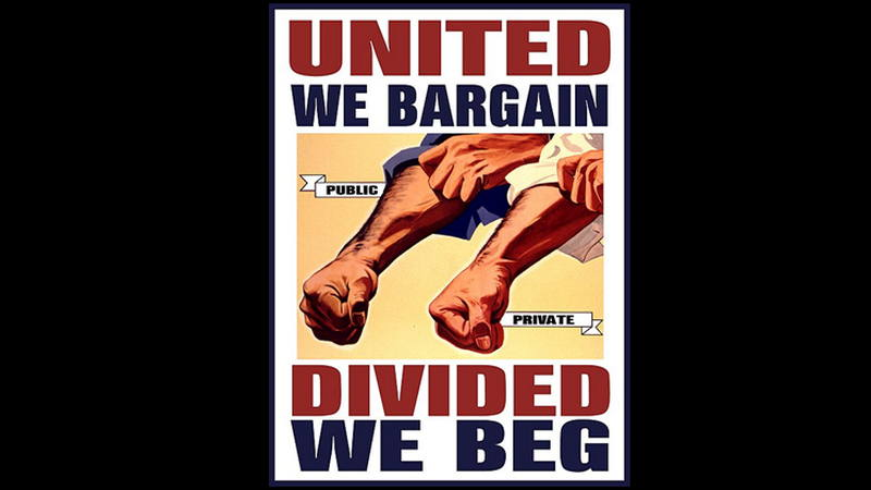 A Collective Sigh for the Decline of Collective Bargaining: The Disappearance of Unions & Its Consequences for America