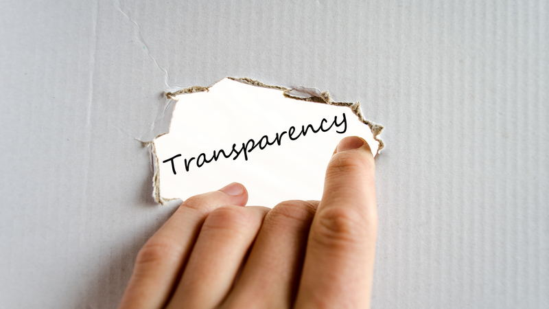 We Can Handle the Truth, And We Must: Restoring Transparency and Trust in Our Democracy
