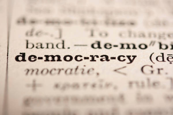 A STRONGER DEMOCRACY STARTS IN THE WORKPLACE