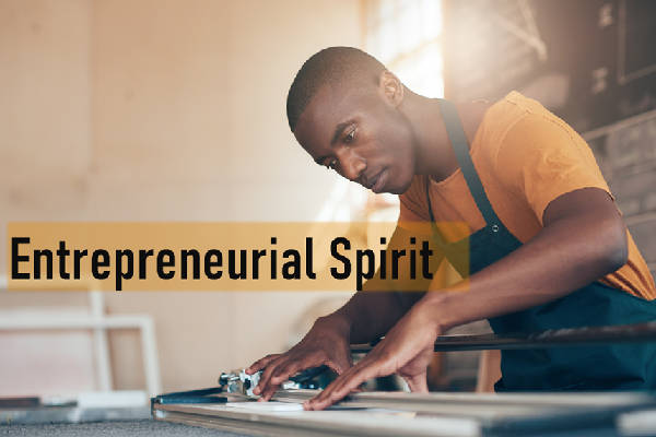WHAT IS AND WHAT COULD BE THE ENTREPRENEURIAL SPIRIT