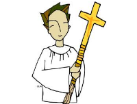 Click here to register your child to be an altar server at weekend Masses.