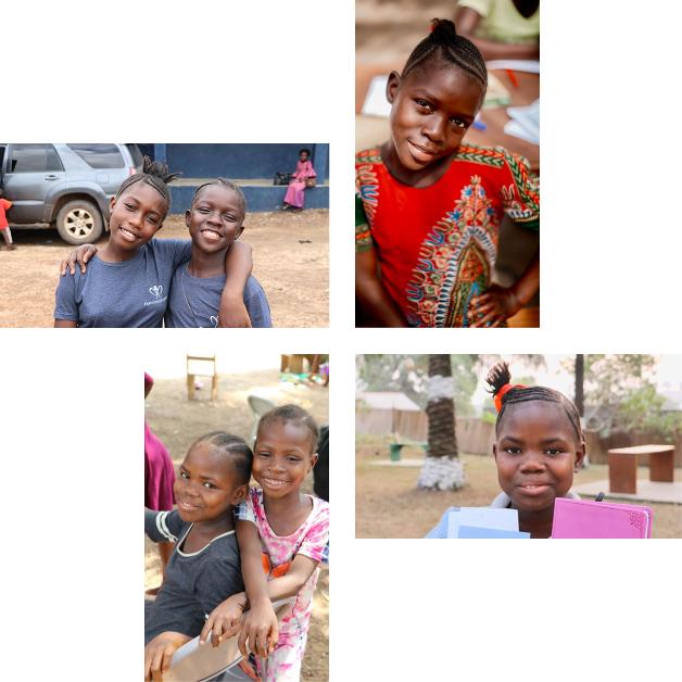 Princess Promise Sierra Leone