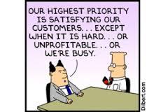 customer service funny