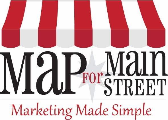 MAP for Main Street Logo 2021