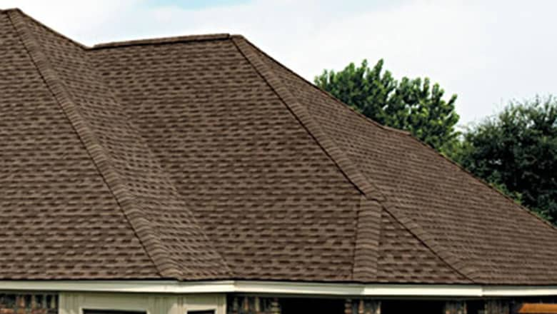 gaf shingles used in littleton roof replacement