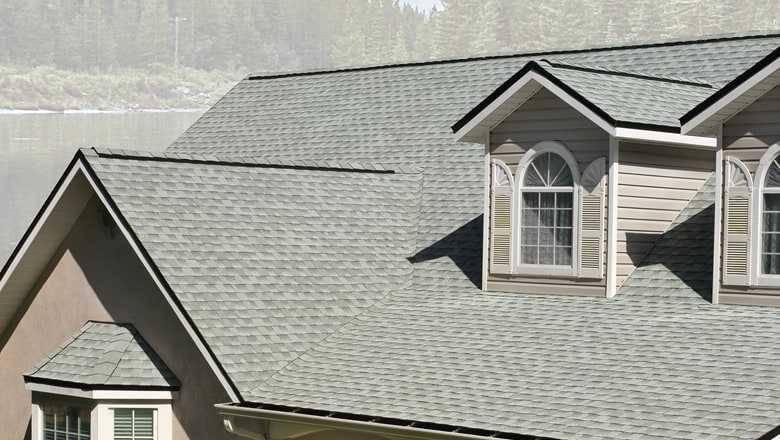 aurora roofing project