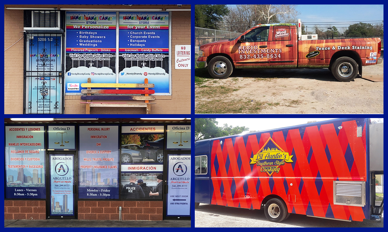 <h3>Vehicle and Window Graphics</h3><p>1 Source Signs custom designs signage that would suit and fit your vehicle and windows. With our equipment, we ensure that your signs look great and are uniformly placed.</p>