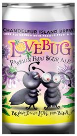 LoveBug Passion Fruit Sour Ale
