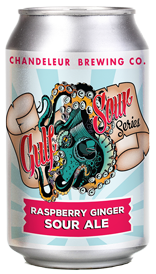 Raspberry Ginger Gulf Sour Ale