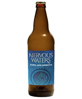Nervous Waters Super Nova Beer