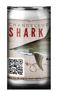 Shark Tracker Beer Can 1