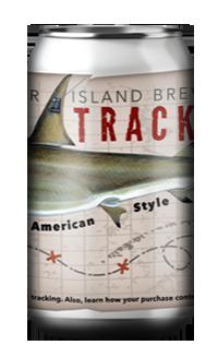 Shark Tracker Beer Can 2