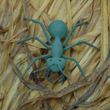 Raz Ashton Metal Sculpture-Army Ant