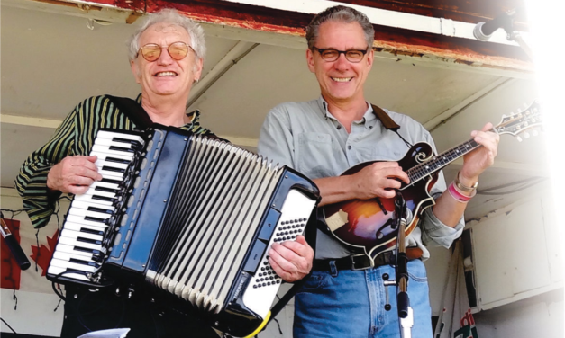 Claremont United Church presents 'A Night of Celtic Music'