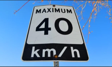 Speed limit change pitched to council
