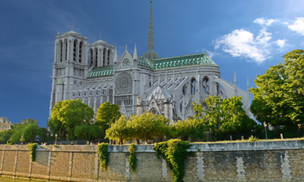 Local designer shares his vision for Notre Dame Cathedral