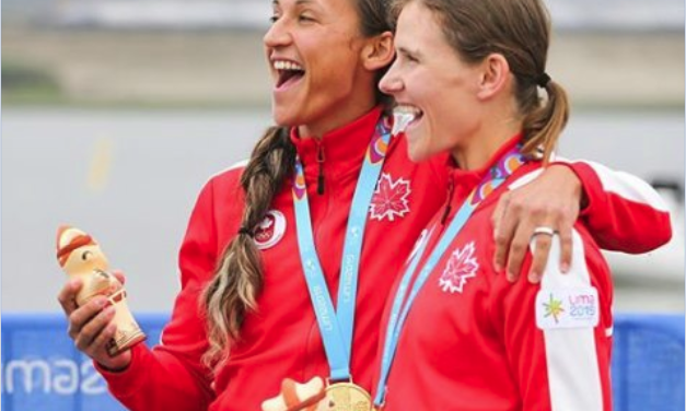 Jaclyn Stelmaszyk, wins a Gold Medal at the 2019 Pan Am Games