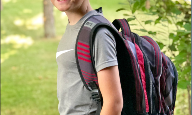Free posture and backpack checks for kids