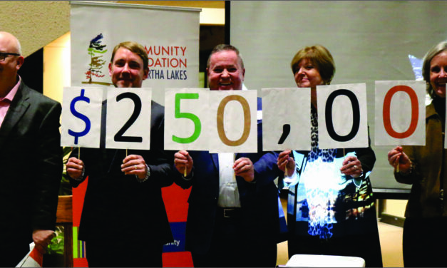 New Community Foundation of Kawartha Lakes Launches with $250,000 Fund for Local Entrepreneurship and Innovation
