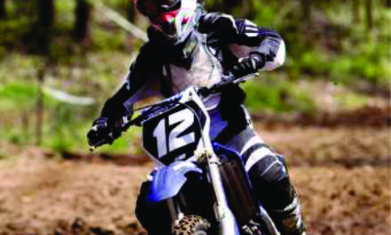Removing barriers for off-road vehicle riders