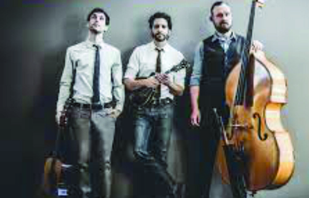 The Andrew Collins Trio Push All Musical Boundaries
