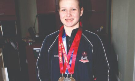 Port Perry resident to compete at provincial swimming stage